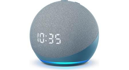 Amazon Echo Dot with Clock (4th Generation)