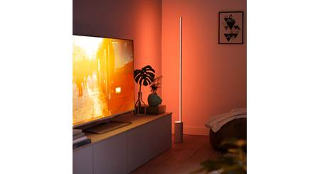 Philips Hue White and Color Ambiance Signe Floor Light