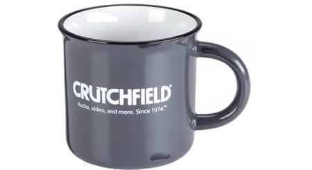 Crutchfield Logo Camp Mug