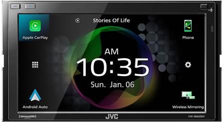 JVC KW-M865BW