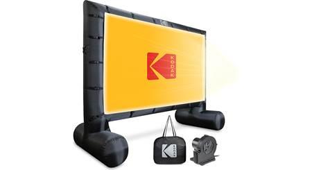 Kodak Inflatable Projector Screen