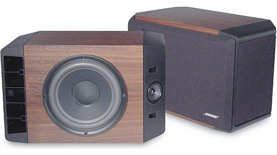 Bose® 301® Series IV Rosewood finish