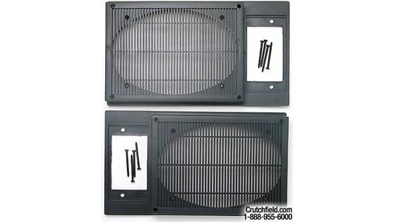 American International SG-69BZ Speaker Grilles Front
