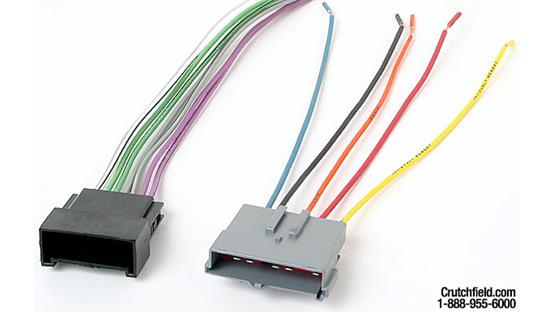 metra 70 5008 receiver wiring harness connect a new car. Black Bedroom Furniture Sets. Home Design Ideas