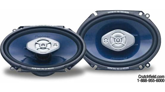 Pioneer TS-A6870R Front