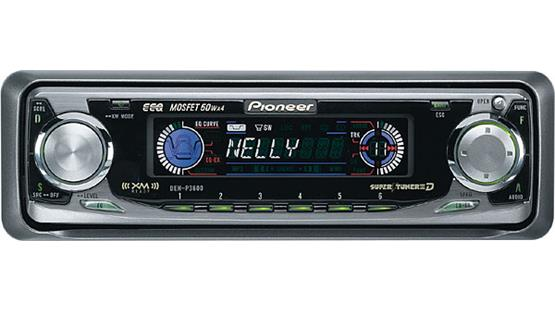 Pioneer DEH-P3600 Front