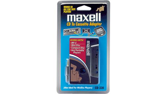Maxell CD-330 Front
