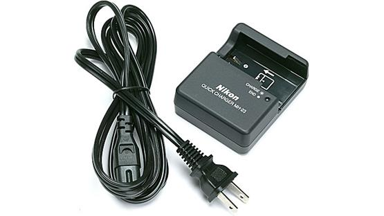 Nikon MH-23 Battery Charger Front