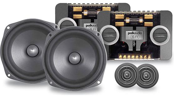 Polk Audio Signature Reference SR5250 Front