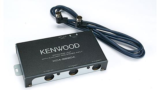 Kenwood KCA-S220A Front