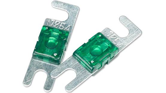 StreetWires AFS Fuses 125-amp