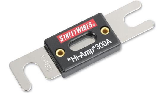 StreetWires ANL Fuses Front