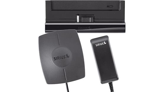 SIRIUS SUPH1 Universal Home Kit Front