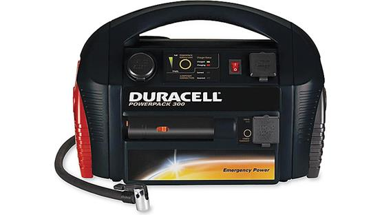 Duracell® Powerpack 300 Front