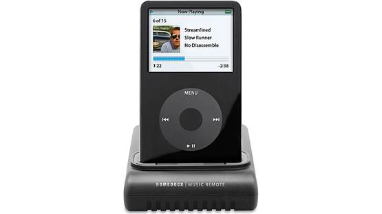 DLO HomeDock Music Remote (iPod not included)