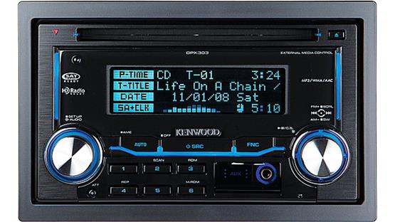 Kenwood DPX303 Front