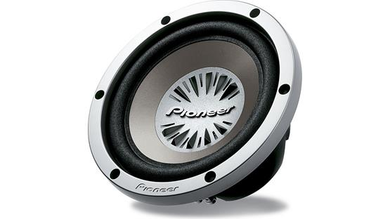 Pioneer TS-W252R Front