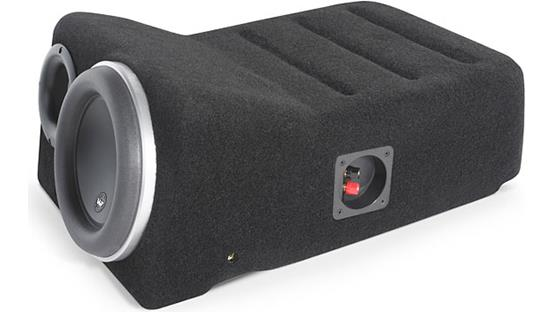 JL Audio Stealthbox® Front