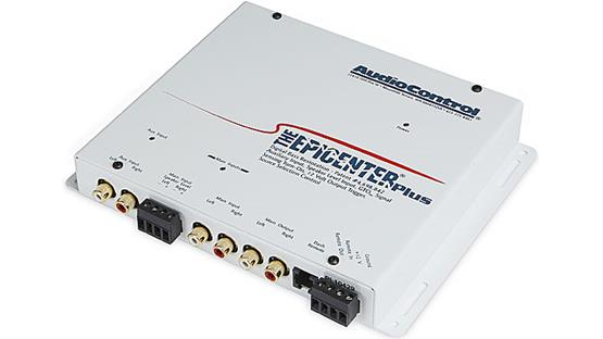 The Epicenter Plus™ by AudioControl Front