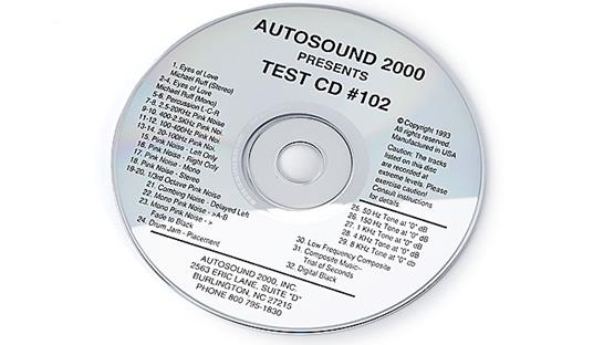 Autosound 2000 Disc Two Front