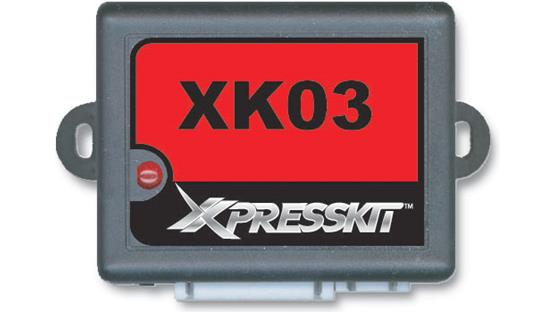XpressKit XK03 Front