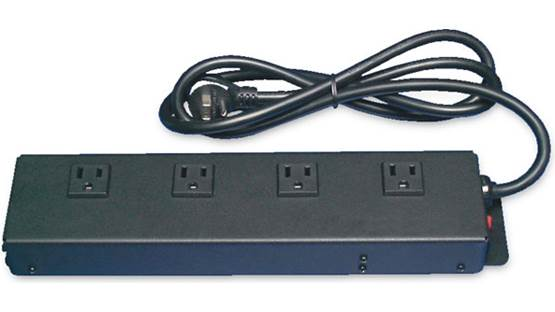 On-Q Full-Width Power Strip Module Front