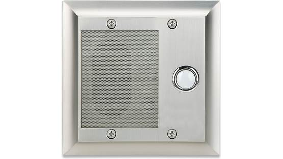 On-Q inQuire™ Intercom Door Unit Front