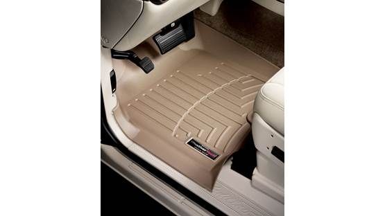 WeatherTech DigitalFit® FloorLiners™ Representative photo — your liner's appearance may differ