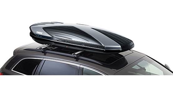 Thule Boxter™ Cargo Carrier Front