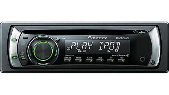 Pioneer DEH-2100IB Front