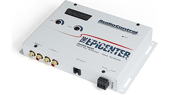 The Epicenter™ by AudioControl Front