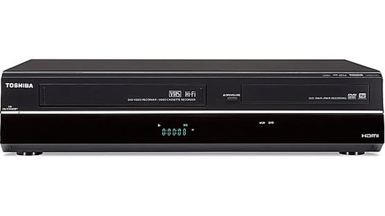 Toshiba DVR620 Front