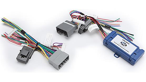 PAC C2R-CHY4 Wiring Interface Front