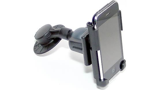 Pro.Fit iPhone® 3G Universal Mounting Kit iPhone not included