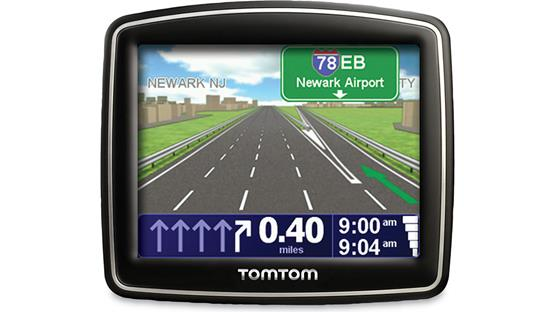 TomTom ONE 140 Front