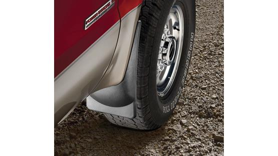 WeatherTech Mud Flaps Mud flaps for front wheels