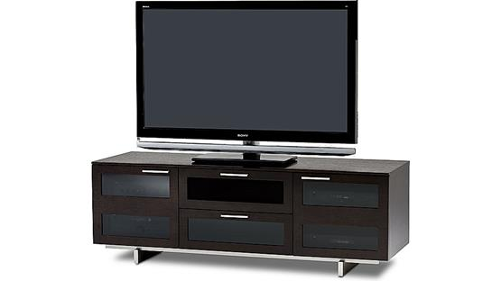 BDI Avion 8927 Series II Espresso Finish (TV and components not included)