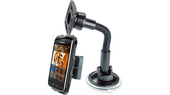 Pro.Fit Universal Mount/Blackberry® Storm™ Holder Package Front