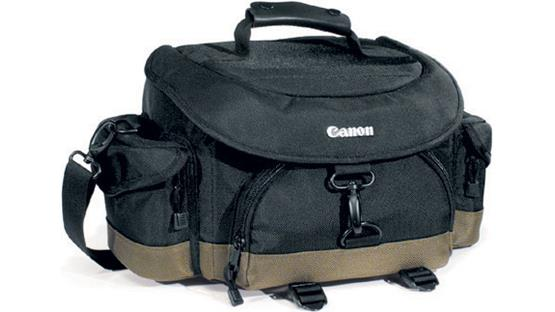 Canon Deluxe Gadget Bag 10EG Front