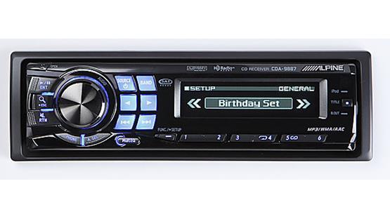 alpine cda 9887 cd receiver at crutchfield com car stereo wire colors