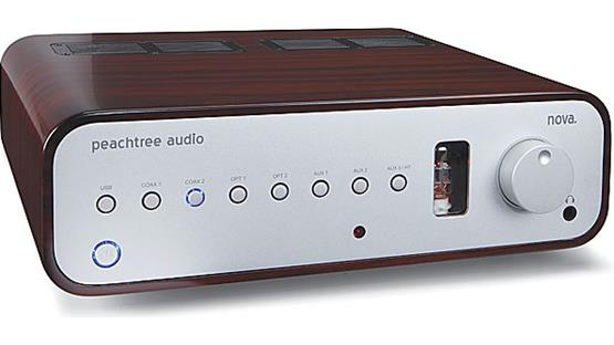 Peachtree Audio Nova Rosewood