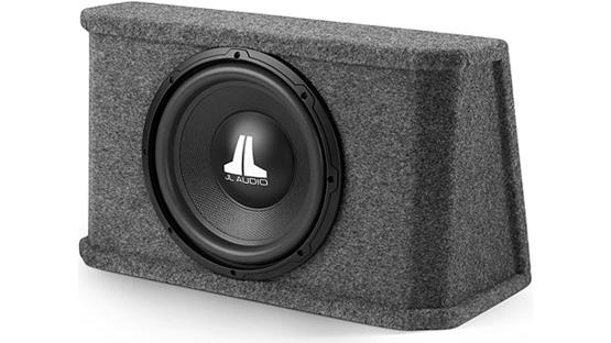 JL Audio PowerWedge MAX™ PWM112-WX Front
