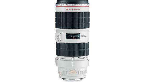 Canon EF 70-200mm 2.8L IS II USM Front