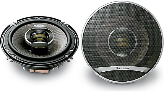 Pioneer TS-D1602R Front
