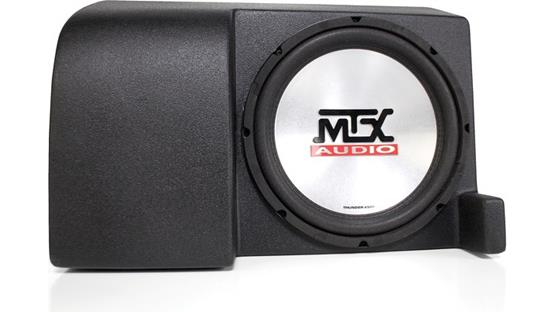 MTX ThunderForm Unloaded Enclosure Front