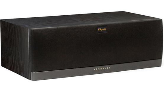 Klipsch Reference RC-42 II Black ash finish