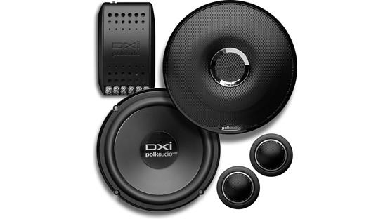 Polk Audio DXi6500 Front