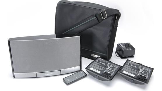 Bose® Music-to-go Package Front