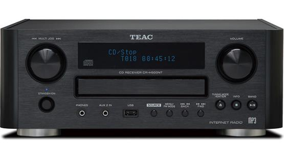 TEAC Reference Series CR-H500NT Front