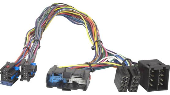 Hyundai Bluetooth® Wiring Harness Front